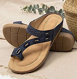 Dr.Care Woman Orthopedic Comfy Premium Summer Slippers,...