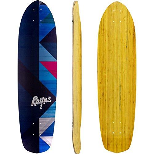 Monopatin Skate Skateboard Longboard Downhill. Rayne Anthem Geo Deck 36x9.3