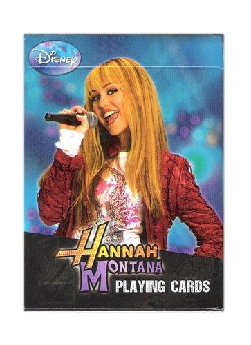 Disney Hannah Montana Playing Cards