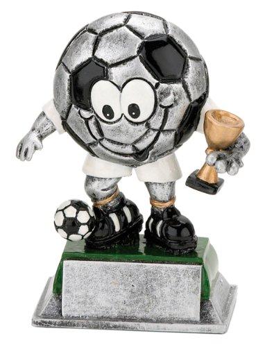 Sportfigur Fußball, Höhe ca. 12 cm
