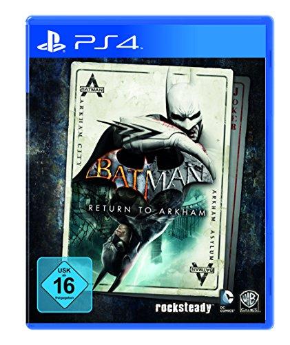 Batman: Return to Arkham - [PlayStation 4]