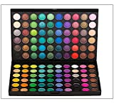 120 Color Pro 5 Kind Fashion Eyeshadow Palette Shimmer Eye Shadow Makeup Set (120-02)