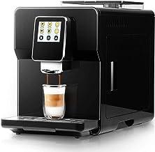 Druppelkoffie en zetmachine met automatisch melkschuimsysteem, luxe koffie met één knop, automatische reiniging, slim LCD-...