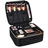 Travel Makeup Case,Chomeiu- Professional Cosmetic Makeup Bag Organizer Makeup Boxes With Compartments Neceser De...