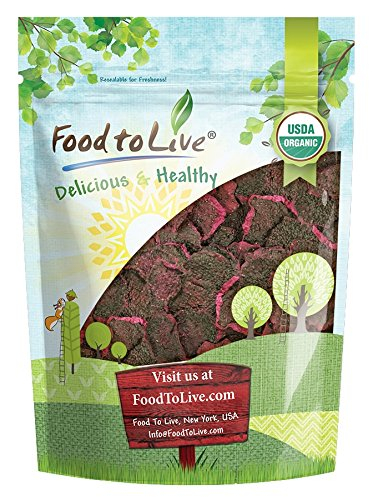 Organic Dried Red Dragon Fruit, 2 Pounds – Pitahaya, Non-GMO, Kosher, Unsweetened, Unsulfured, Healthy Snack, Bulk