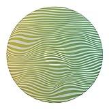 Waboba AZ-303-W Wingman UFO LED Flying Disc, Waves