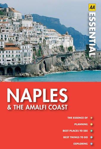 Naples and the Amalfi Coast (AA Essential Guide) [Idioma Inglés]