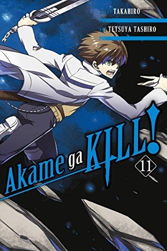 Akame ga KILL! Vol. 11 (English Edition)