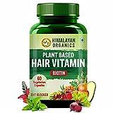 Best Biotin Vitamins - Himalayan Organics Plant Based Hair Vitamin with DHT Review