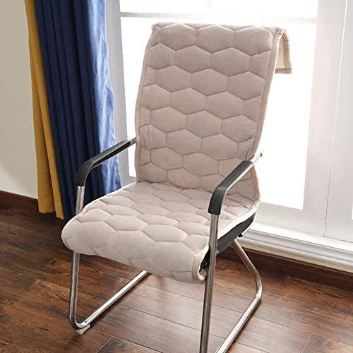 Mirui Futon Seat Cushion Lounge Chair Cushion Tatami Floor Cushion Chair Sofa Cushion Thicken High Back Seat Cushion Office Student Chair Pad (Color : G, Size : 45x145cm(18x57inch))