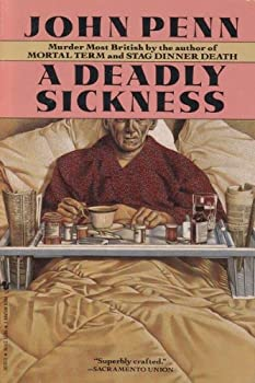 A Deadly Sickness 055326107X Book Cover