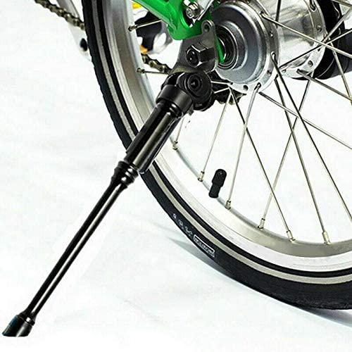 Aceoffix Max 82% OFF Lightweight Kickstand for Brompton 90g All items free shipping Black