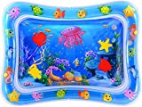 Elex Large Inflatable Water Playmat Infants Fun Tummy Time Baby Toddlers Activity Pad