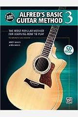 Alfred's Basic Guitar Method Book  3 (Revised Edition) (Alfred's Basic Guitar Library) Kindle Edition