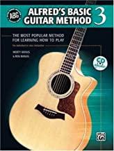 Alfred's Basic Guitar Method Book 3 (Revised Edition) (Alfred's Basic Guitar Library)