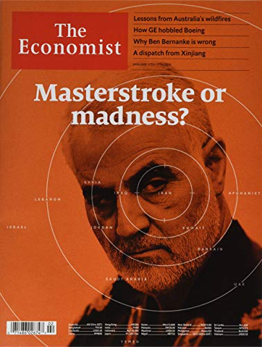 The Economist [UK] January 11 - 17 2020 (単号)