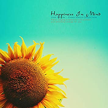 Happy happiness in heart