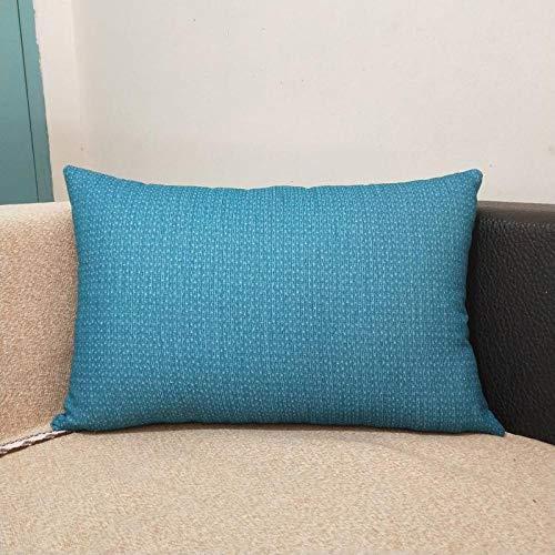Almohada, Almohada de Diseño Ergonómico, Adecuada para Todos los Durmientes -Azul eléctrico_40x70cm