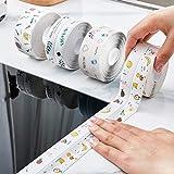 LiuliuBull Z Kitchen Sink Waterproof Sticker Anti-Mold Tape Bathroom Shower Countertop Toilet Gap Self-Adhesive Seam Stickers (Color : 13)