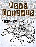 Osos polares - Libro de colorear
