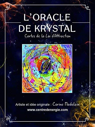 Oracle de Krystal - 38 cartes oracle vibratoires + livre 154 pages