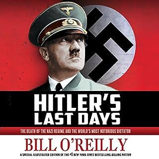 Hitler's Last Days audiobook cover art
