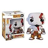 YISUDA Funko Pop God of War Kratos Mano Modelo de Oficina Juguetes Figura Decorativa