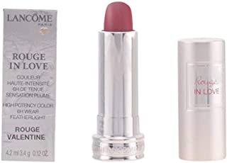 Lancôme Rouge In Love Pintalabios Tono 185N Rouge Valentine - 3.4 gr