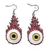 Widmann Earrings Boucles d'Oreilles Bloody Yeux Halloween déguisement...