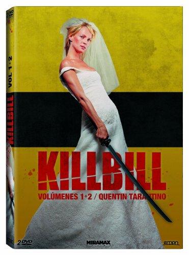 Kill Bill - Volúmenes 1-2 [DVD]
