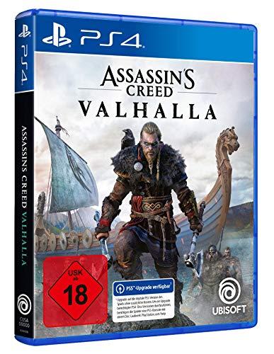 Assassin's Creed Valhalla - Standard Edition (kostenloses Upgrade auf PS5) | Uncut - [PlayStation 4]