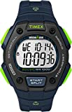 Timex Unisex Digital Quarz Uhr mit Harz Armband TW5M11600