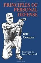 principles of personal defense book