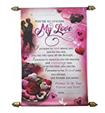 Best Valentine's Day Cards - Natali Valentine's Day Gift - Sweetheart Scroll Card Review