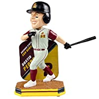 Forever Collectibles Dustin Pedroia Arizona State Sun Devils Limited Edition College Baseball Name and Number Bobblehead