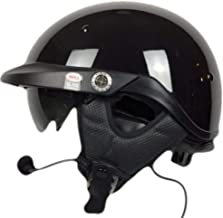 Bell Pit Boss With J&M 787 Headset and Lower Cord GW 5 Pin - Black XXXLarge
