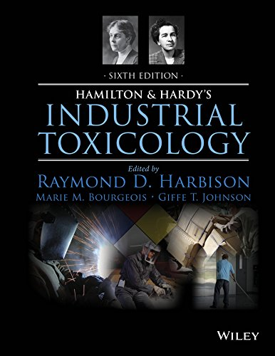 Compare Textbook Prices for Hamilton and Hardy's Industrial Toxicology 6 Edition ISBN 9780470929735 by Harbison, Raymond D.,Bourgeois, Marie M.,Johnson, Giffe T.
