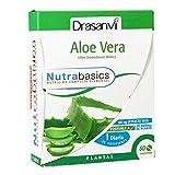 Drasanvi Nutrabasics Aloe Vera 60Comp. 1 Unidad 500 g