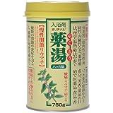 オリヂナル薬湯 ハッカ脳 750g 日用品 入浴剤・温浴器 入浴剤 [並行輸入品]