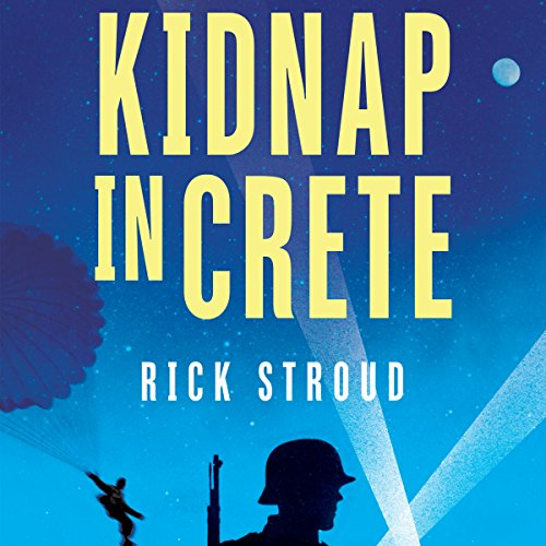 Kidnap in Crete cover art