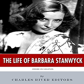 American Legends: The Life of Barbara Stanwyck audiobook cover art