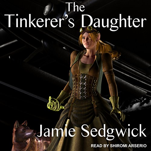 Couverture de The Tinkerer's Daughter