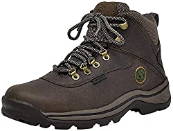 Timberland Men's White Ledge Mid Waterproof Ankle Boot for carpenter