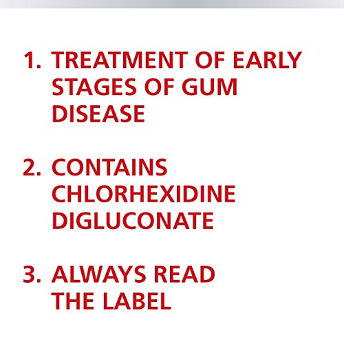 Corsodyl Antibacterial Mouthwash Alcohol Free, 300ml