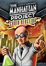 The Manhattan Project Chain Reaction Board Game by Minion Games