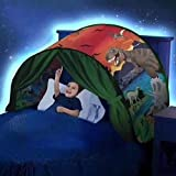 Dream Tents Magical World Carpa de Ensueño Wizard World Children Play Cama...