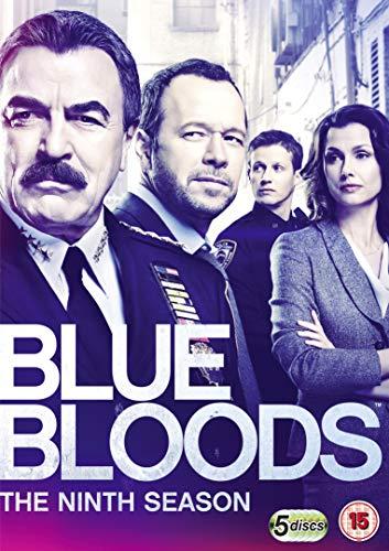 Blue Bloods Season 9 Set [Edizione: Regno Unito] [Italia] [DVD]