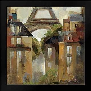 Paris - Late Summer I 20x20 Framed Art Print by Vassileva, Silvia