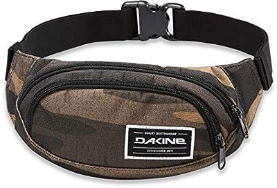Dakine Hip Pack, sac banane avec 2 compartiments zippés, poche pour lunettes de soleil - sac Fanny taille unique, accessoire, unisex