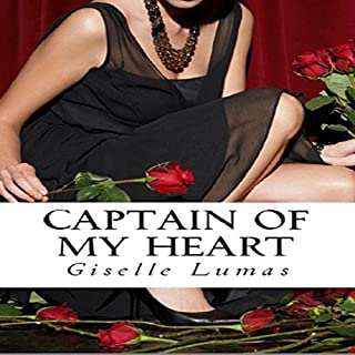 Captain of My Heart audiobook cover art